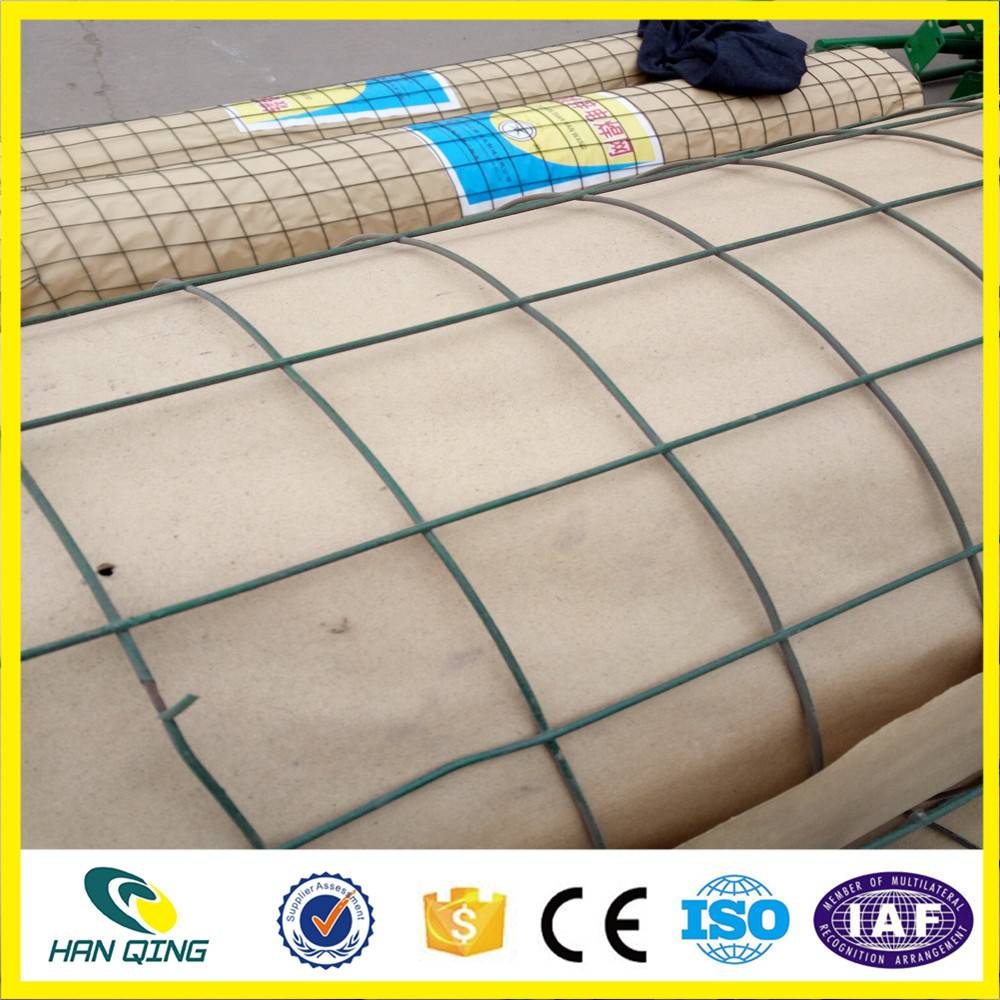 """pvc coated welded wire mesh of 1/2""""X1/2"""" with 20 gauge"""
