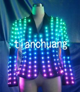 LED Suit LED Clothing