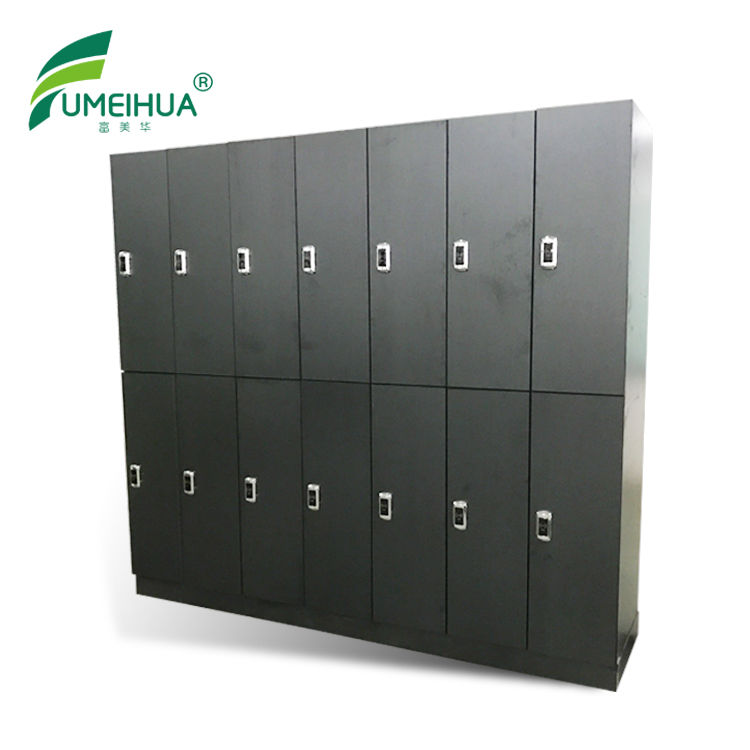high pressure laminate waterproof locker for gym club