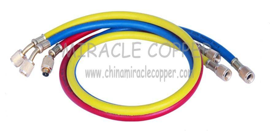 Refrigeration Parts Charing hoses Charging Line for R134A