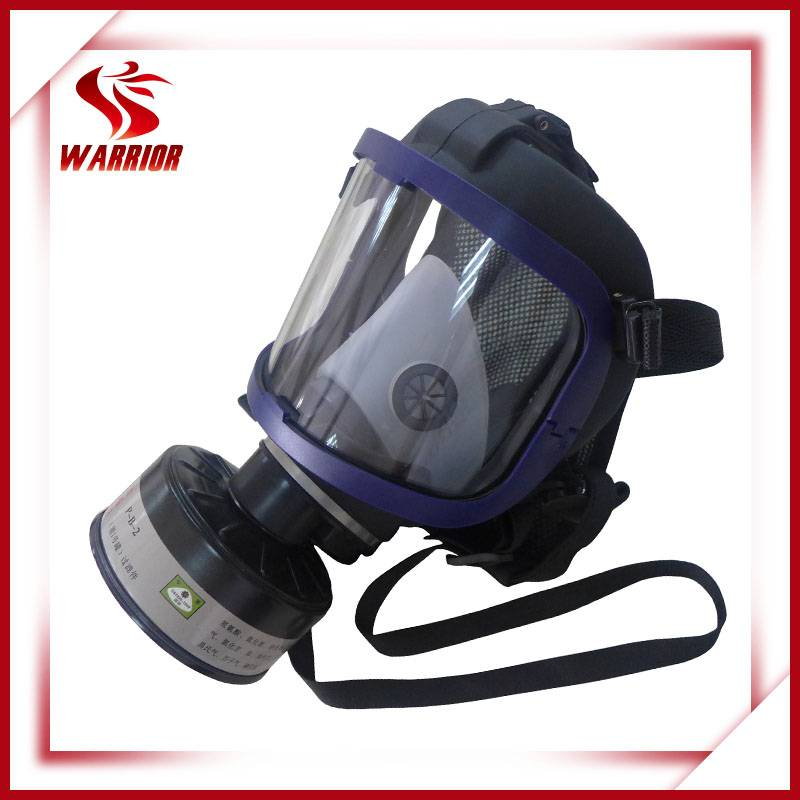 Gas mask/ full face mask/ respirator mask