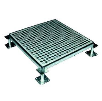 Steel Perforated Raised Floor