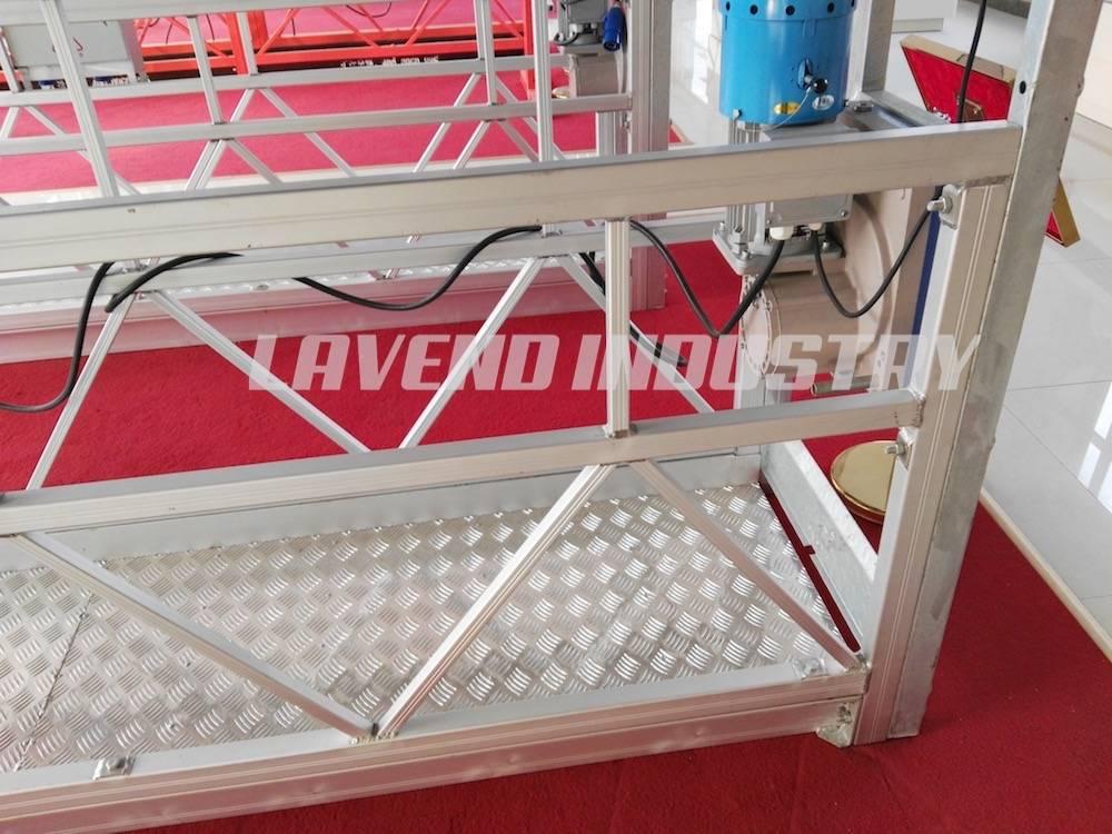 ZLP630 aerial working window cleaning cradle machine
