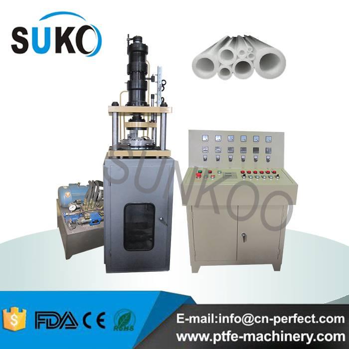 Teflon PTFE Tubing Single Screw Extruder Machine