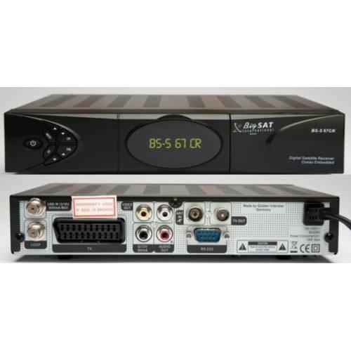 Golden Media Bigsat S67CR
