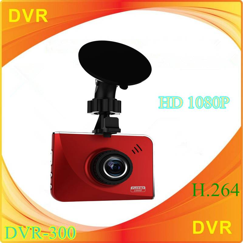 wholesale 2014 DVR-300 Car DVR with 1080P H.264 Wide Angle Camera,Tachograph with HDMI HD output and