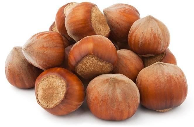 Jumbo Hazelnuts (filberts) Raw , Organic , Roasted % Salted