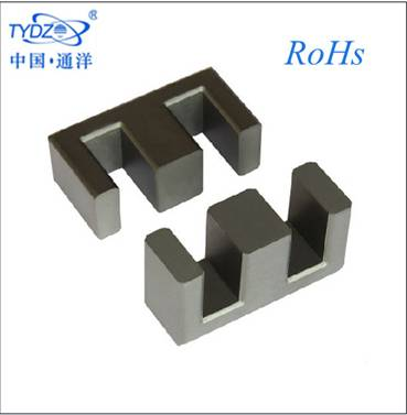 EE13/6.5/10 high magnetic permeability EE ferrite core