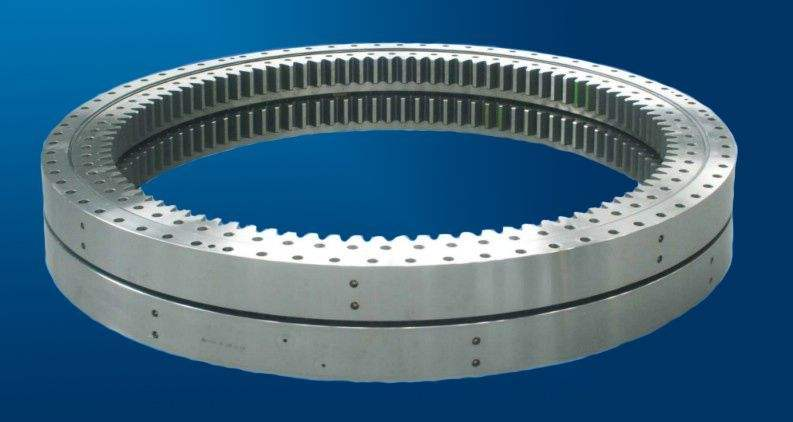 China slewing bearing manufacturer supplier wind turbine power slewing ring
