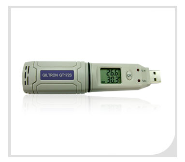 Temperature and Humidity Data Logger GT172S