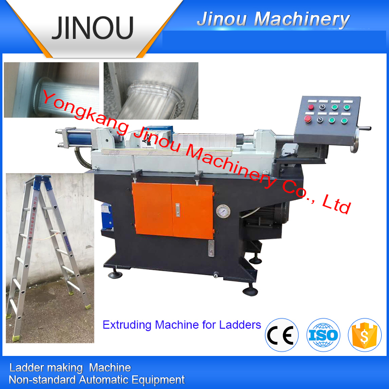 D rung Squeezing ladder machine
