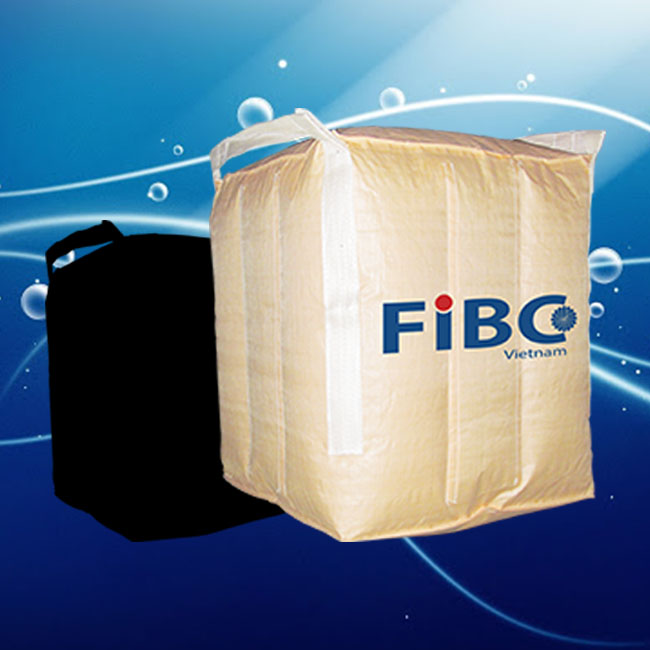 The factory directly sale one tons, two tons, three ton fibc big bag in Vietnam