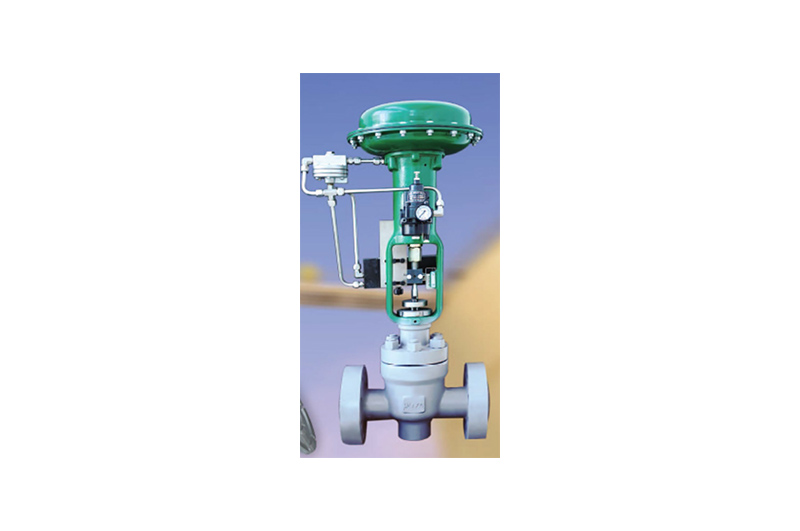 MX Series Control Valve High Differential Pressure
