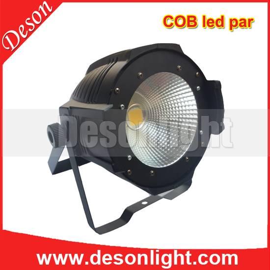 DMX DESON 100W COB LED Par light  LP-100