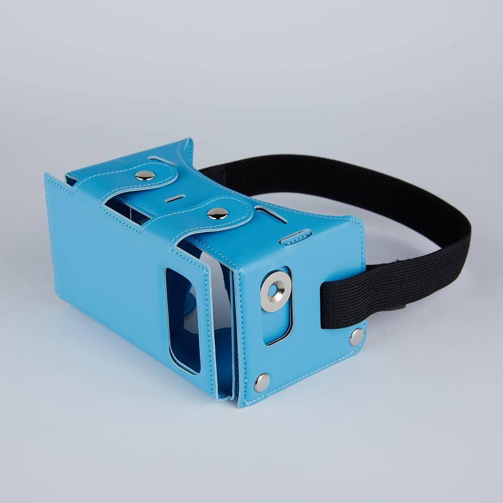 2016 New Design Glass 3D VR Box 3D VR Headset For Mobile VR Glasses