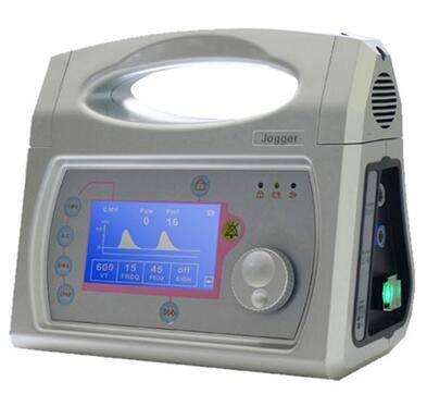 Medical portable ventilator Jogger