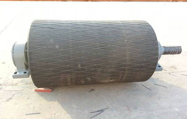 belt conveyor drum pulley