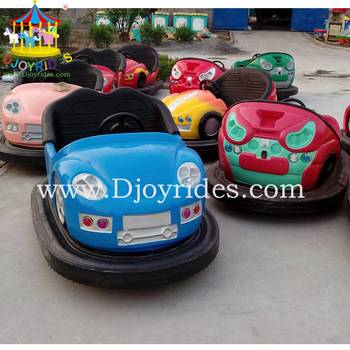 Amusement Park Shinning Bumper Car In Stock ,Bumper Car For Kids