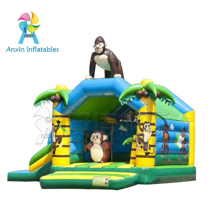 Custom children games inflatable outdoor castle bouncy jumping castle for sale