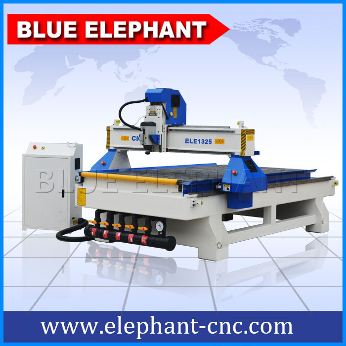 ELE1325 3 axis CNC Router for wood door making
