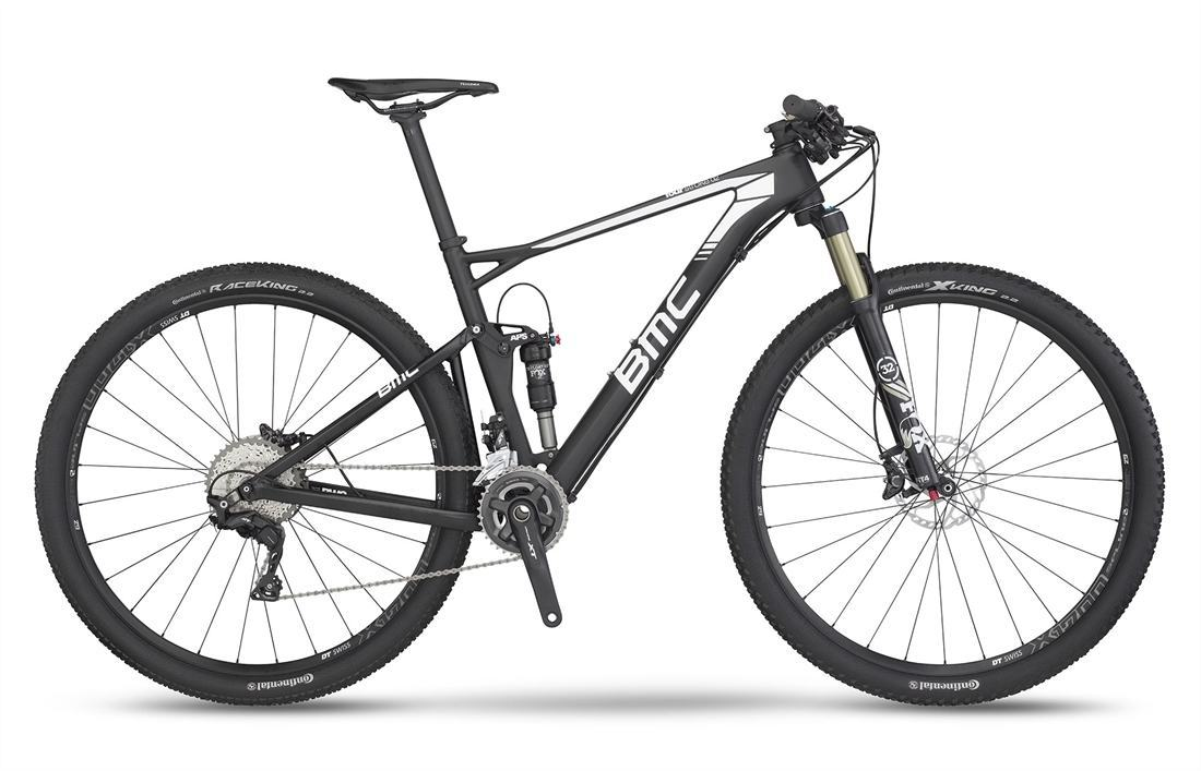 2016 BMC Fourstroke 02 XT Bike