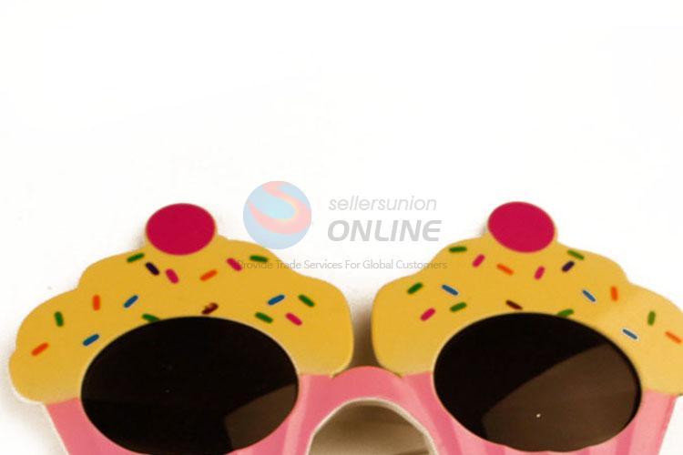 Fashion Design Cake Decoration Party Dance Glasses