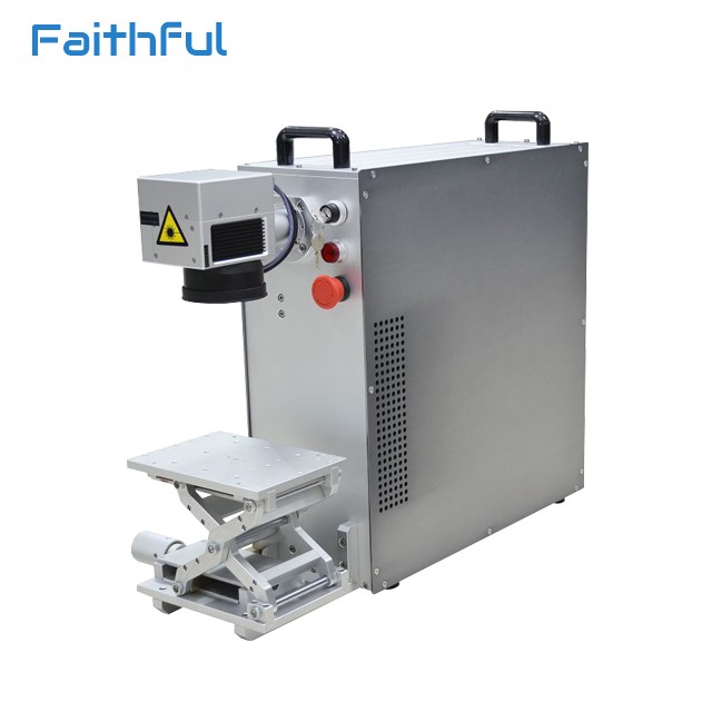 Advertising signs fiber laser printer machine for pipe and metal