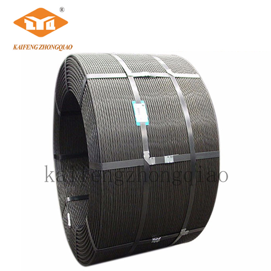 15.2mm High Tensile Prestressing Cold Drawn PC strand