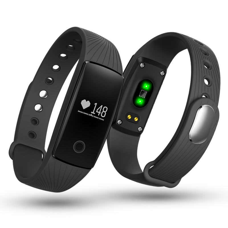 Cheap price smart bracelet with heart rate monitor sleep monitor step counter