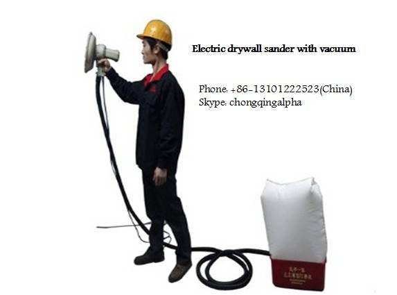 Ceiling and Wall Sander