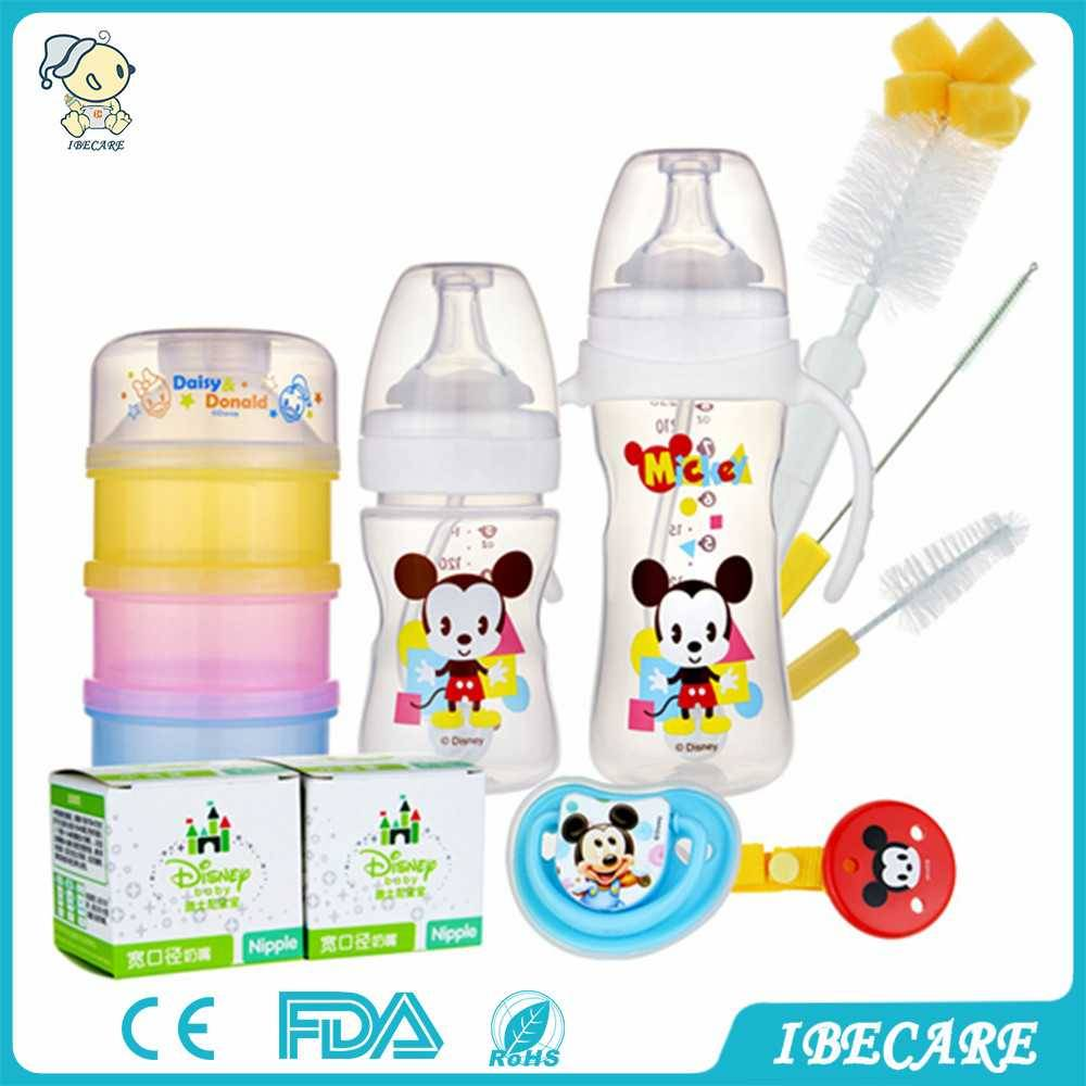 PP plastic baby bottle