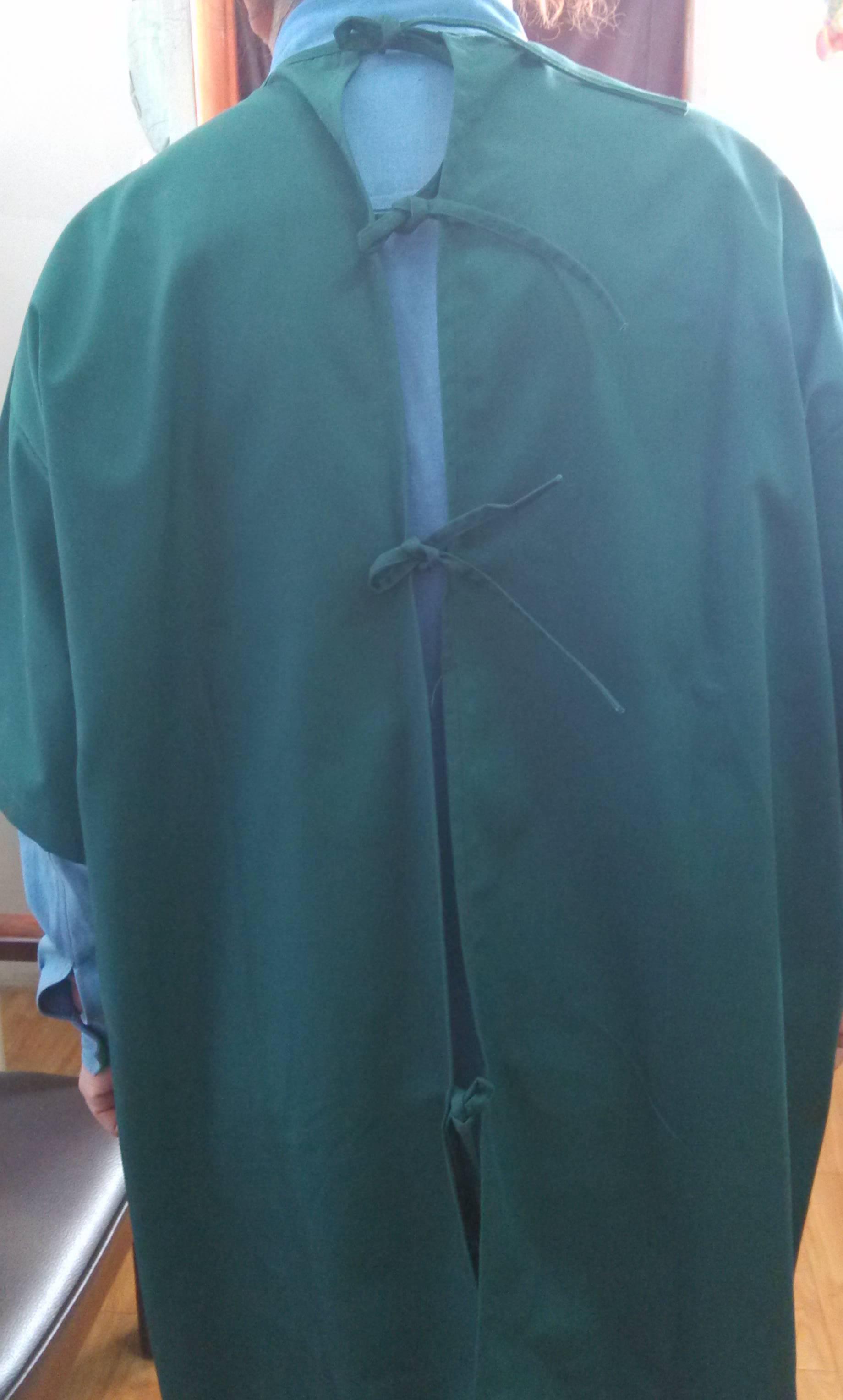 Nurse uniform dress/ Medical dress/ Hospital robe