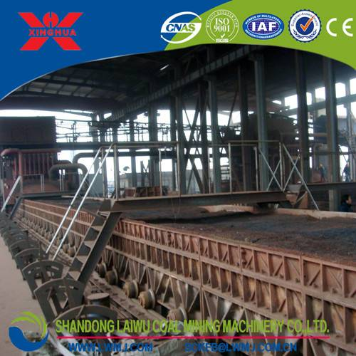 DS Series Belt Sintering Machine, Mining Machinery,DS105