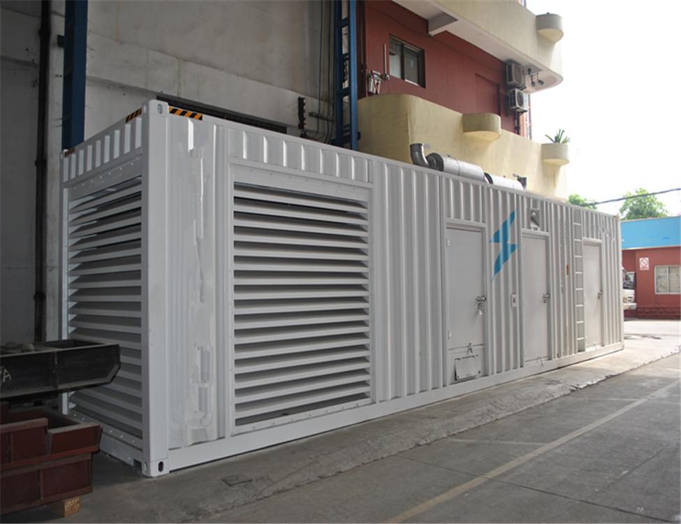 1125KVA diesel generator set
