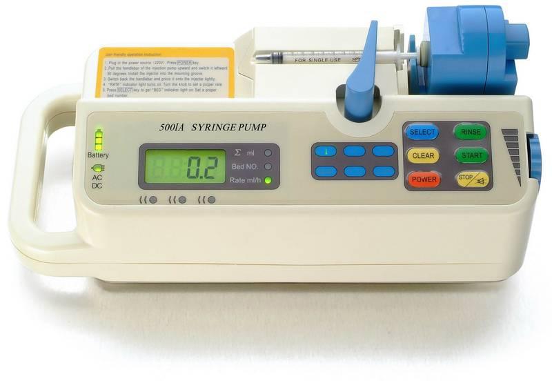 HY 500IA Syringe Pump