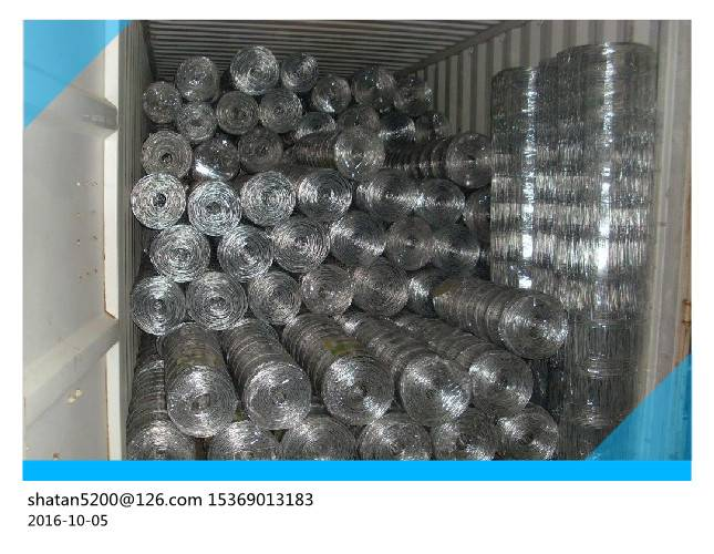 hot dipped galvanized Cattle fence for farm