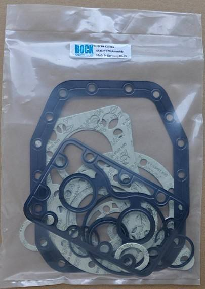 Bock FK40 K Type Air Compressor Gasket Kit