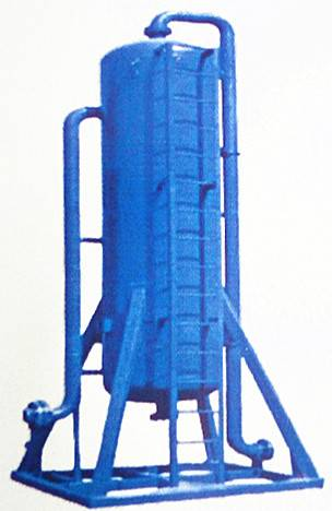 Mud Gas Separator for Oil drilling mud solids control