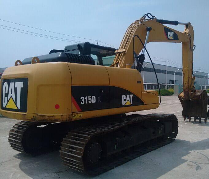 Used Japan Original CAT 315DL Crawler Excavator