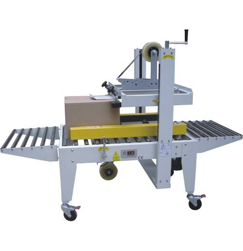 EPA-50 side belt driven case sealer