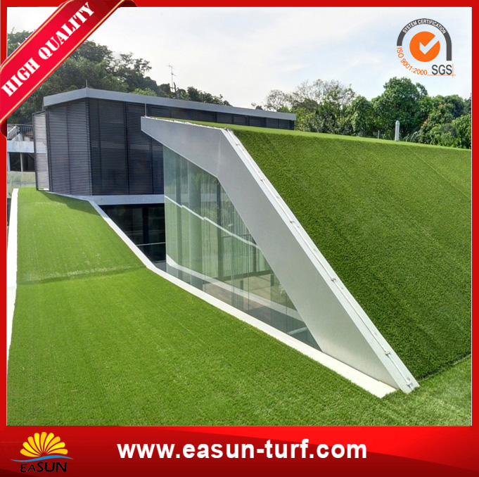 Natural Artificial Carpet Synthetic Turf Grass Garden-MY