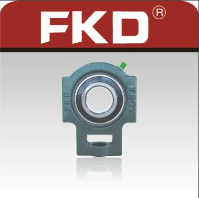 Fkd/Hhb Ball Bearing with Setscrews/Insert Bearing (UCT207)