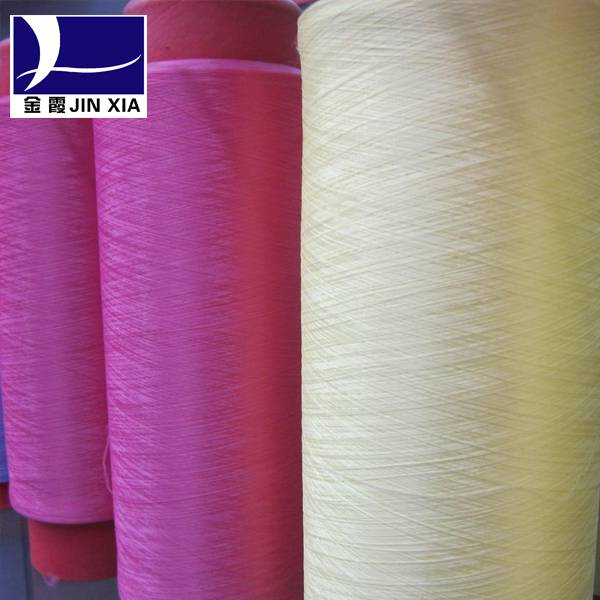 Polyester dty color yarn 150d/48f semi dull