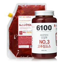 No.3 Gochujang sauce(hot pepper paste sauce) for creating hot taste