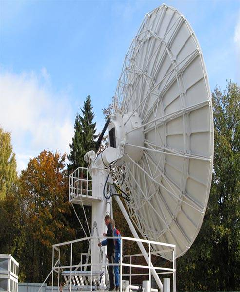 7.3M TVRO Antenna