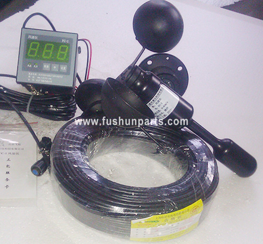3 Cup Wind Speed Sensor/Anemometer With Cable & Display For Crawler Crane