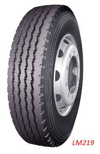 Long March Steer/ Trailer on Road Service Radial Truck Tire (LM219)
