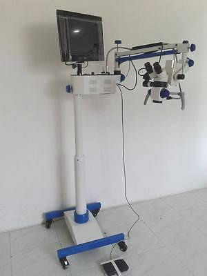 Portable Dental Microscope Five Step