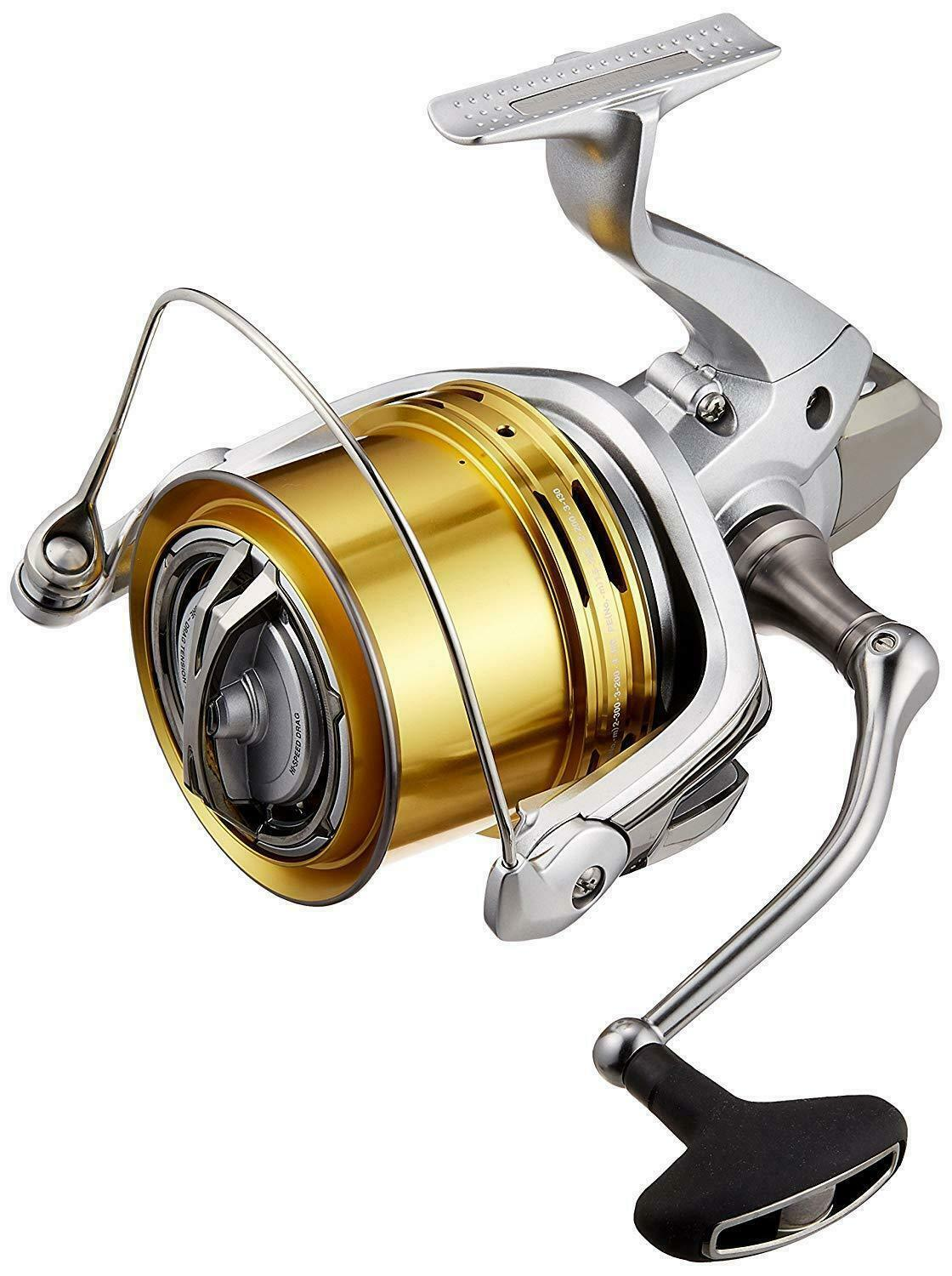 Throwing Fishing 18 SURF LEADER CI4 + SD35 Fishing REEL