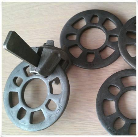 scaffolding rosette/pipe rosette